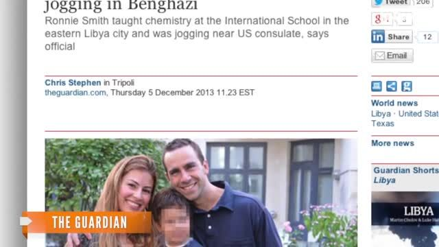 News video: American Teacher Gunned Down In Libya